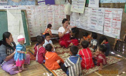 學前兒童發展計畫Early Childhood Development